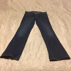 J. Crew bootcut jeans